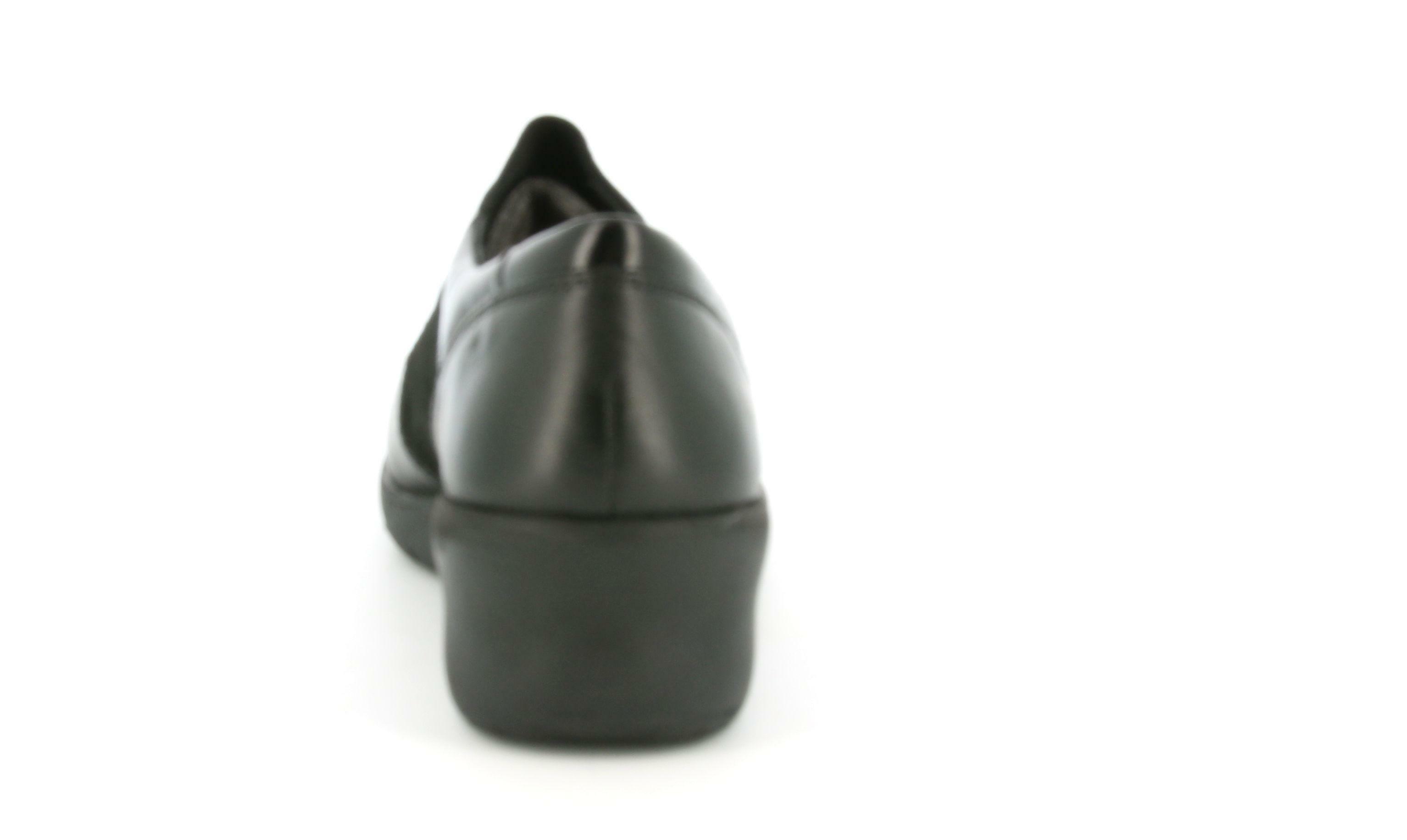 grunland grunland sc5007 88erga mocassino donna nero