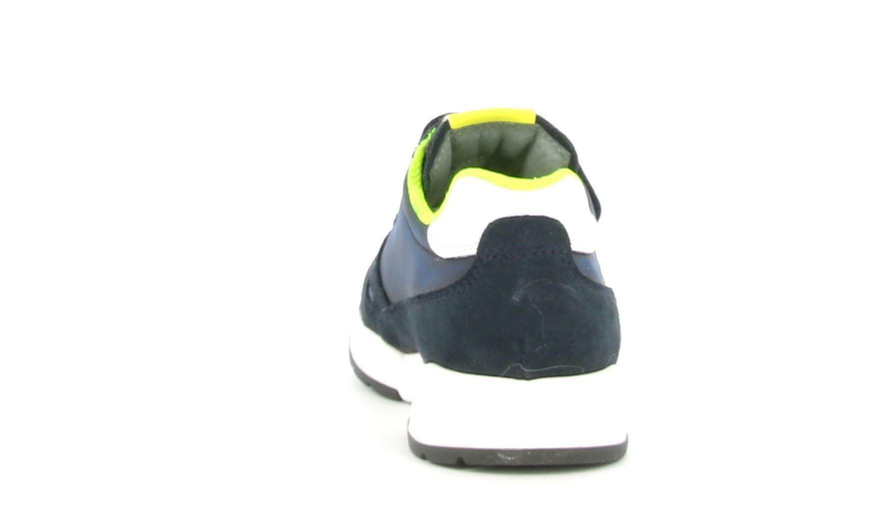 nero giardini nero giardini i023910m 207 blu scarpe sportive bambino
