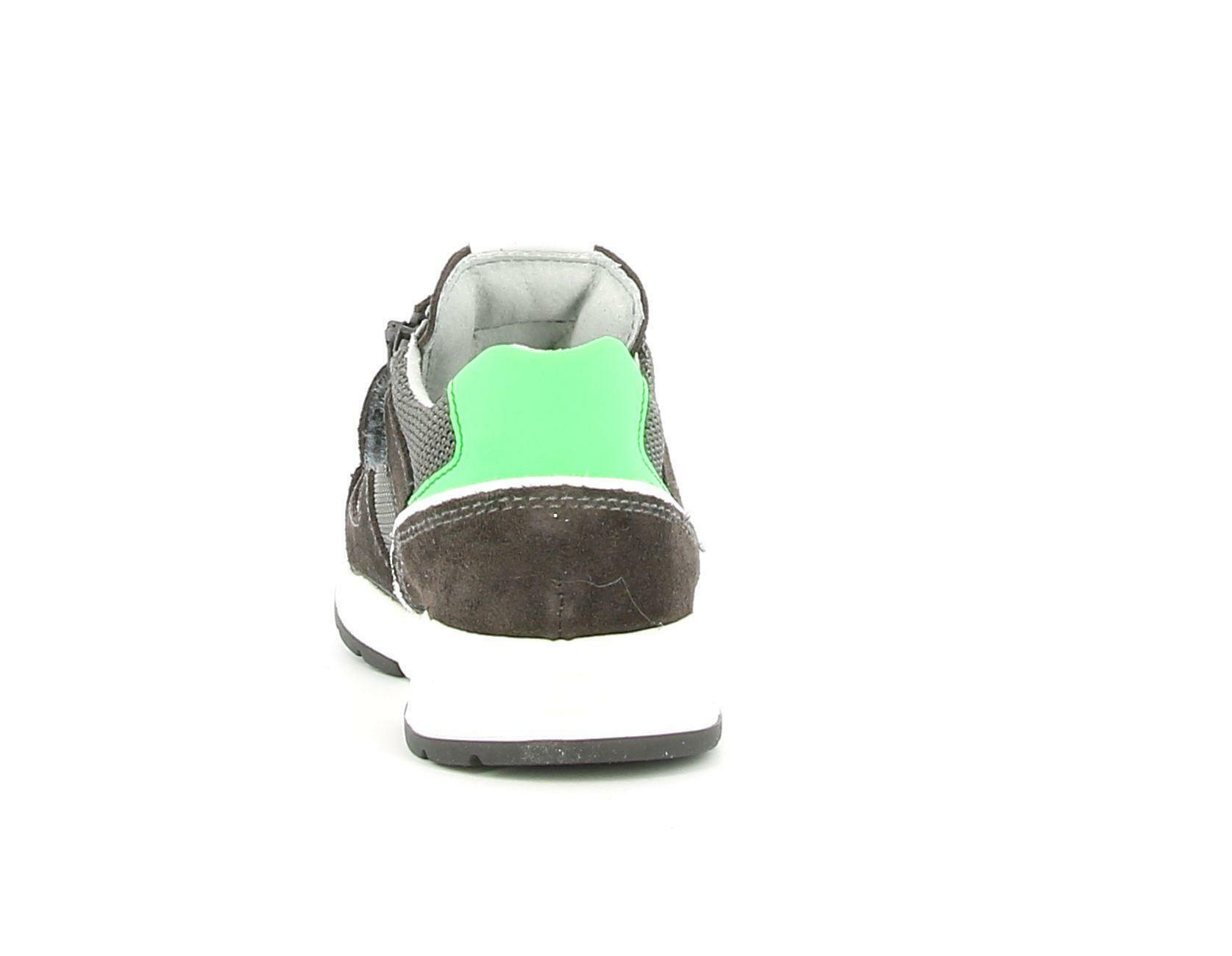 nero giardini nero giardini i023911m 137 grigio scarpe sportive bambino