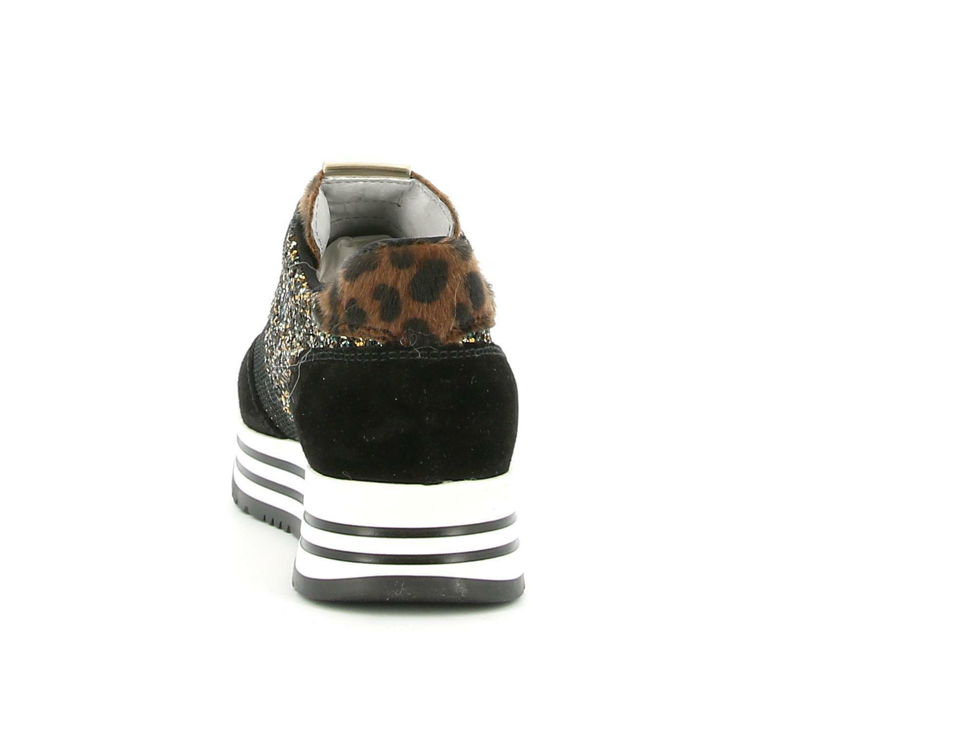 nero giardini nero giardini i031672f 100 sneakers bambina nero