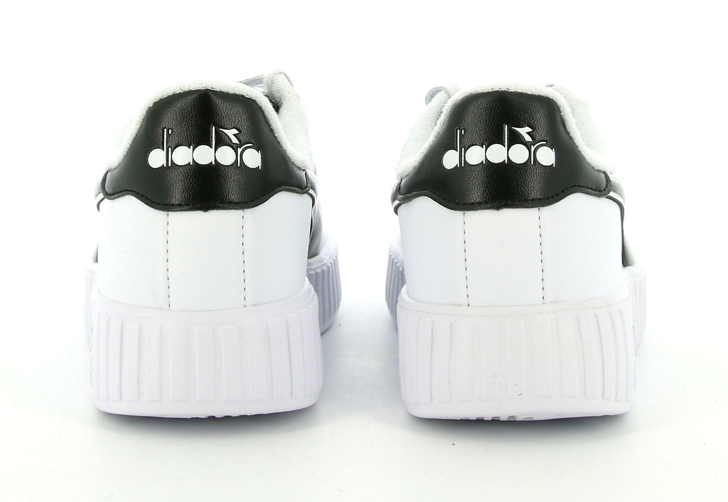 diadora diadora game p step 176737 bianco sneakers donna