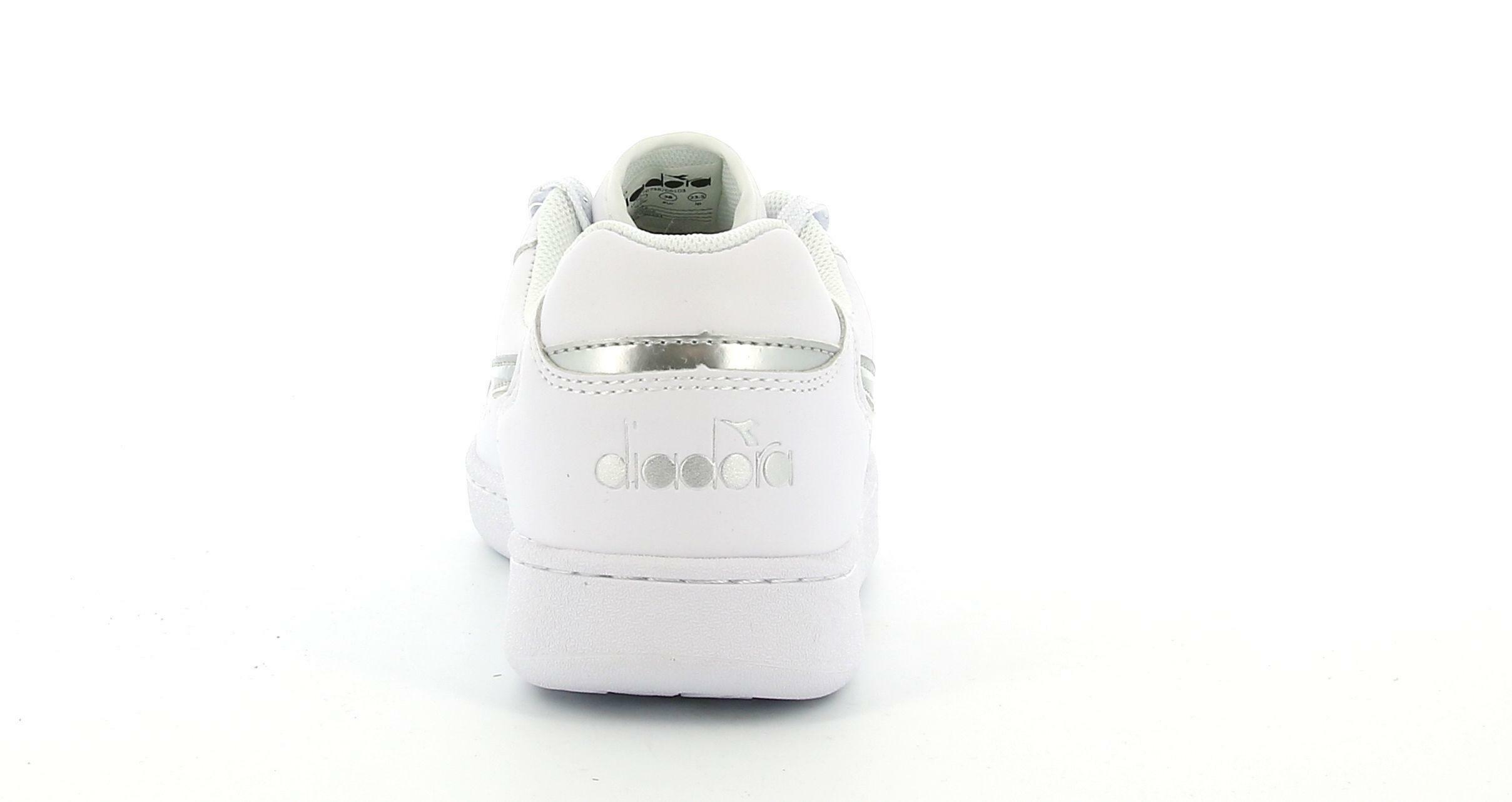 diadora diadora playground wn 176738 bianco sneakers donna