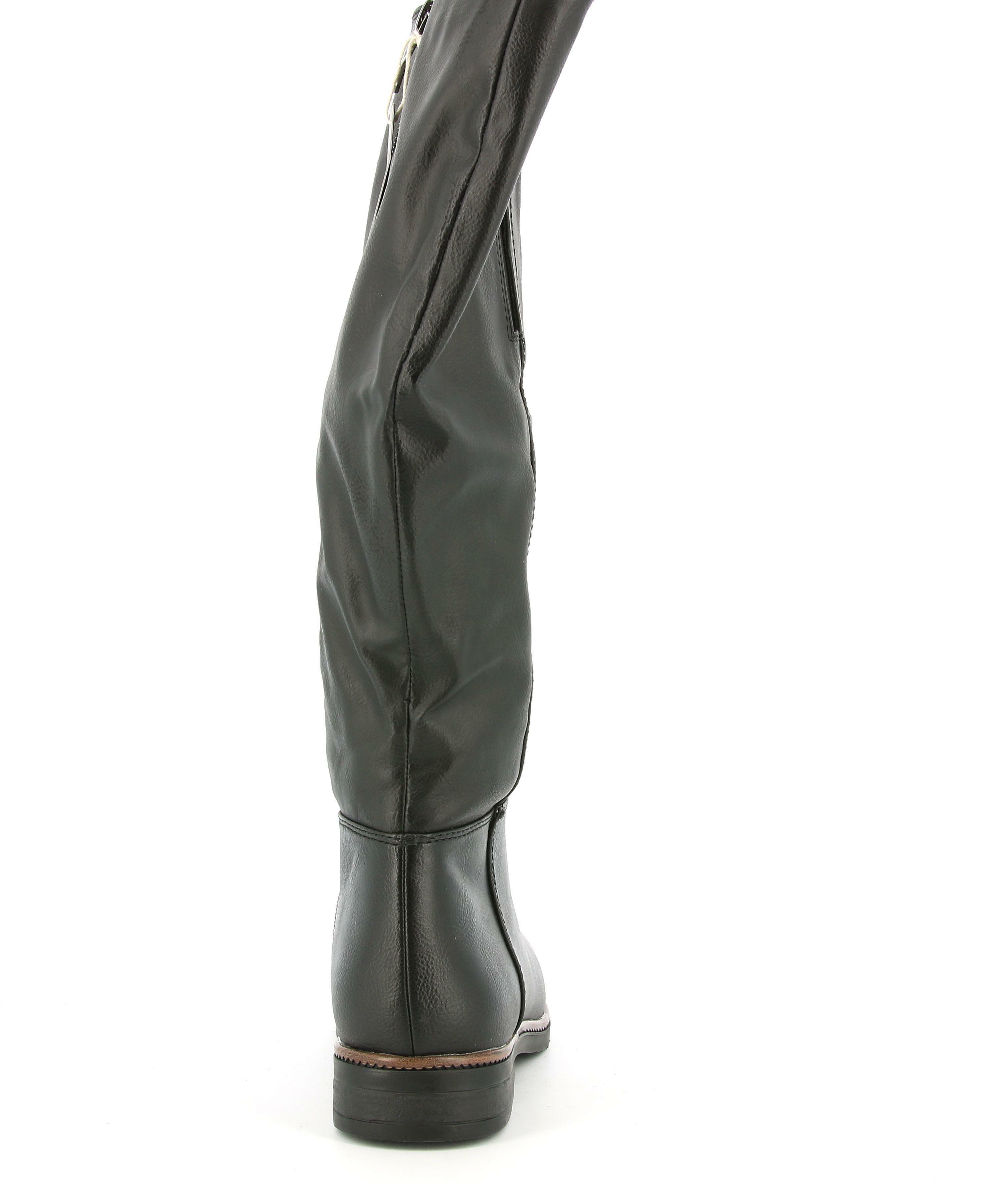 marco tozzi marco tozzi 25506 black stivale basso donna