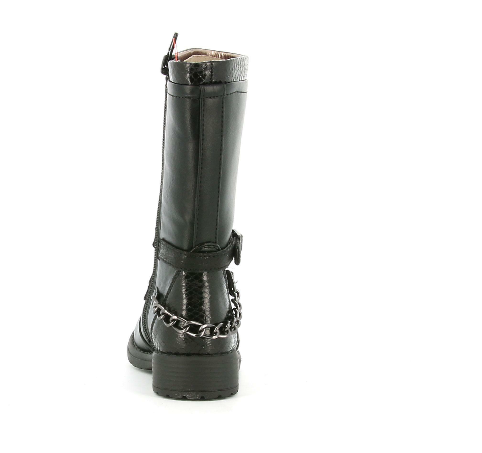 asso asso ag-9601 black stivaletto bimba