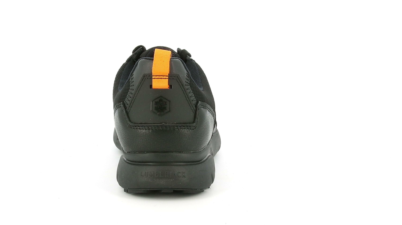 lumberjack lumberjack frey scarpe uomo sneakers in pelle