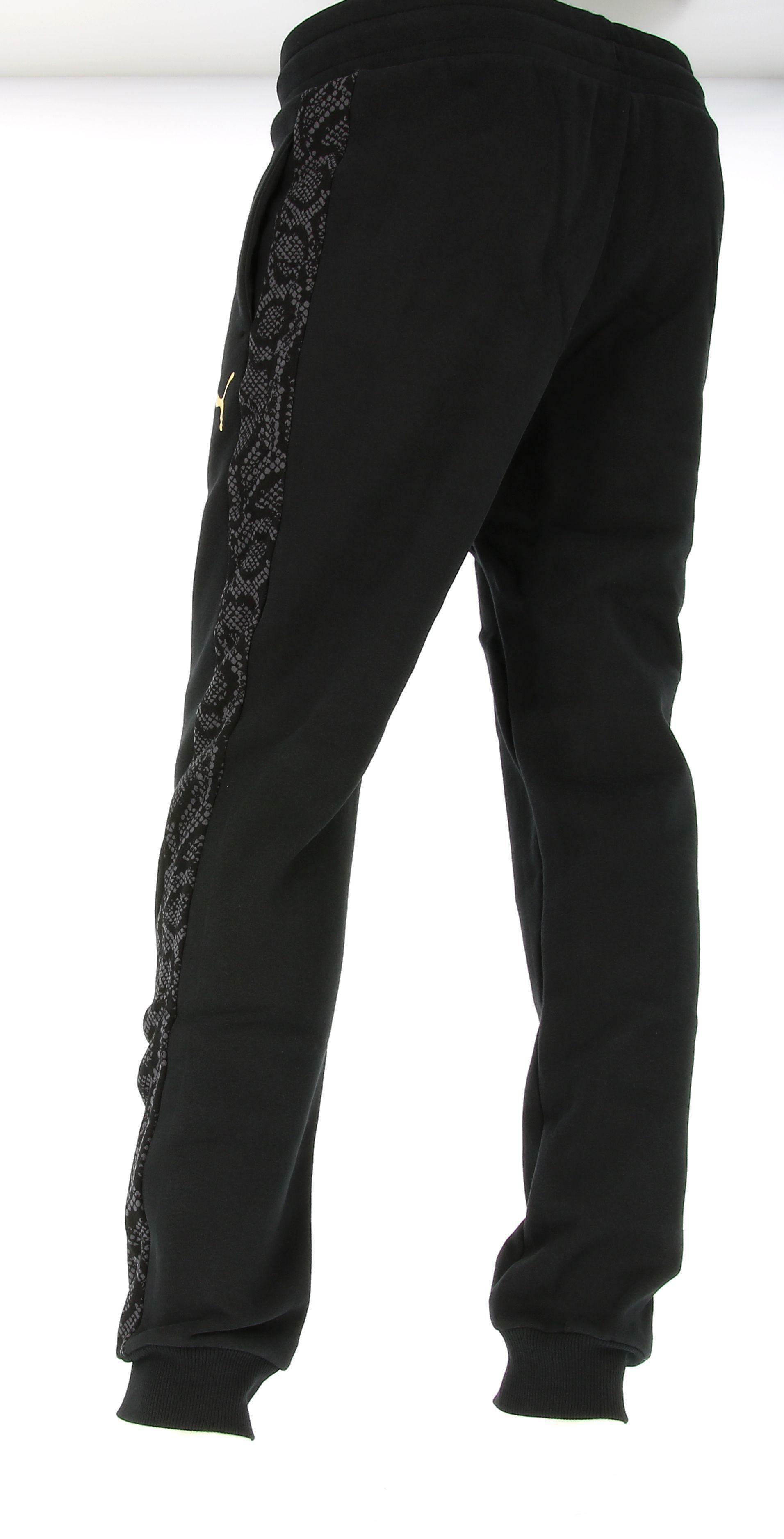 puma puma legging black oro 583616 051