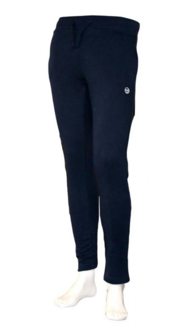 sergio tacchini sergio tacchini regular pant iconic 10011 pantaloni sportivi uomo blu