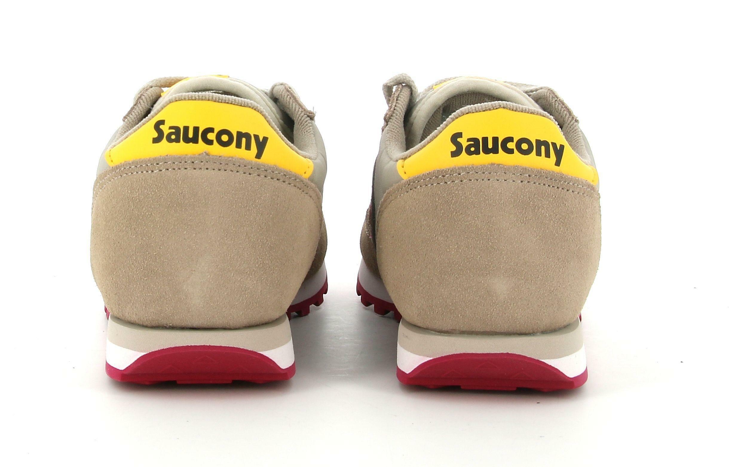 saucony saucony sk164783 sneakers basse bambina beige e rosa