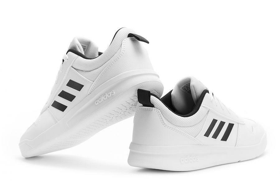 adidas tensaur k bambino sneaker sportive ef1085 bianco