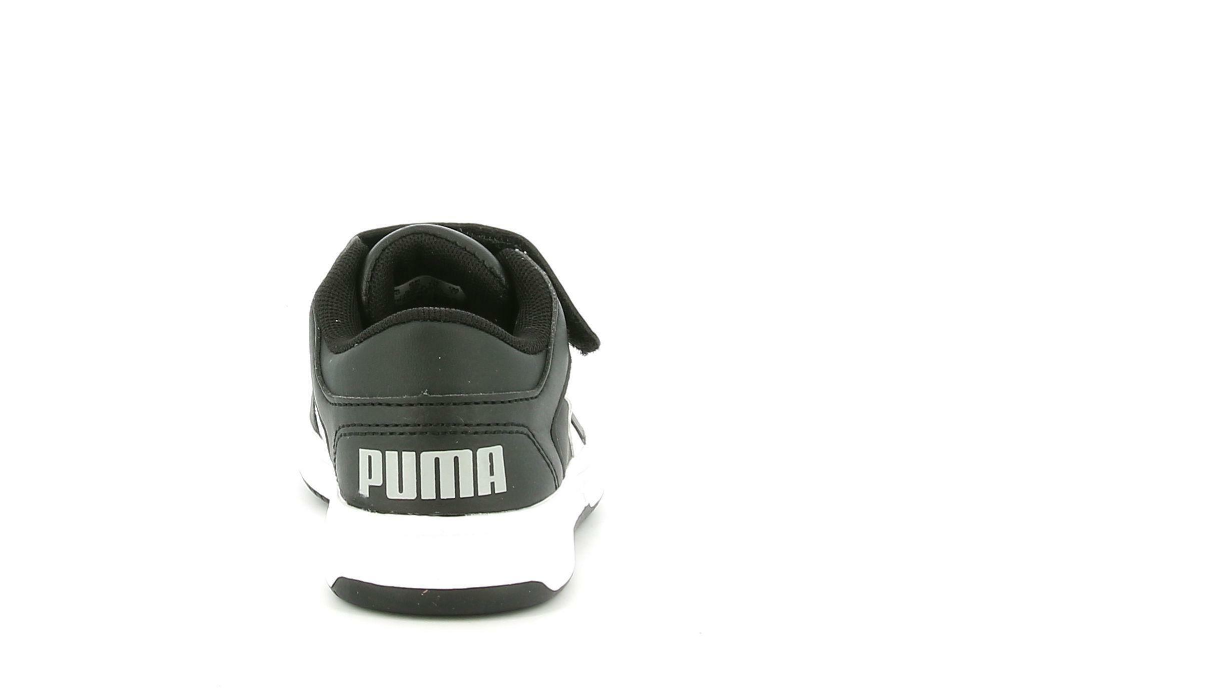 puma puma rebound layup lo sl v ps sneaker unisex bambini 370492 002-1
