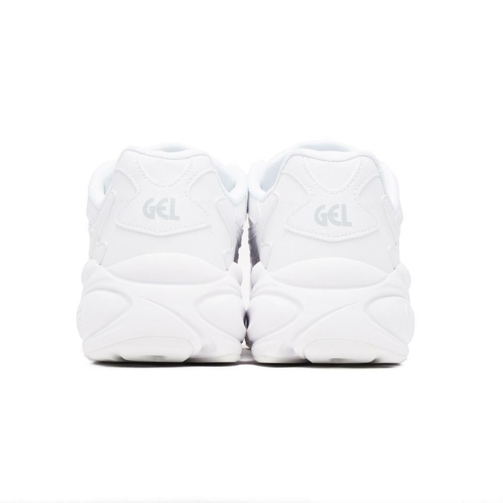 asics asics gel bnd uomo sneaker sportiva  1021a217 bianco