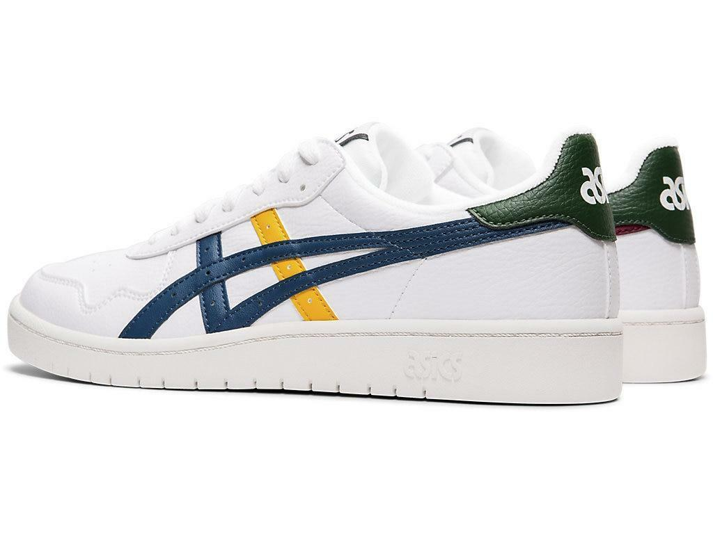 asics asics japan s sneaker sportiva 119a214-11 bianco