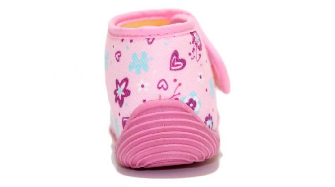chicco chicco pantofole bambina 60723 rosa