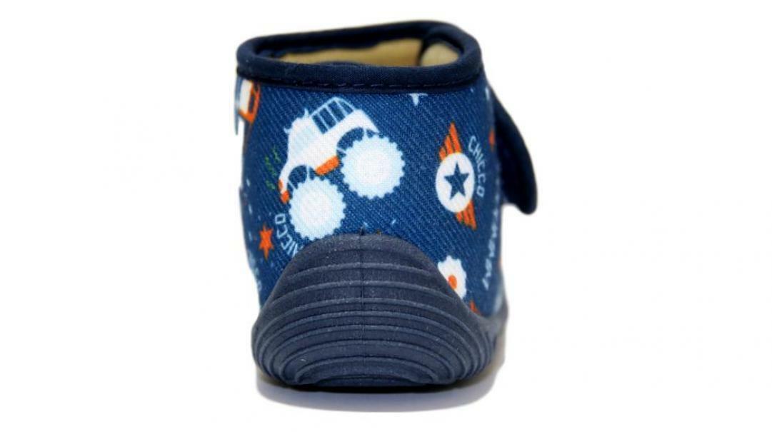 chicco chicco pantofole bambino 60723 blu
