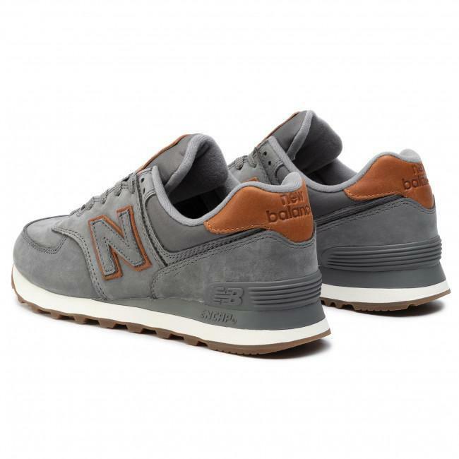 New Balance classics 574 Uomo Sneaker ML574 ML574NBA Scarpe da Ginnastica Nuovo