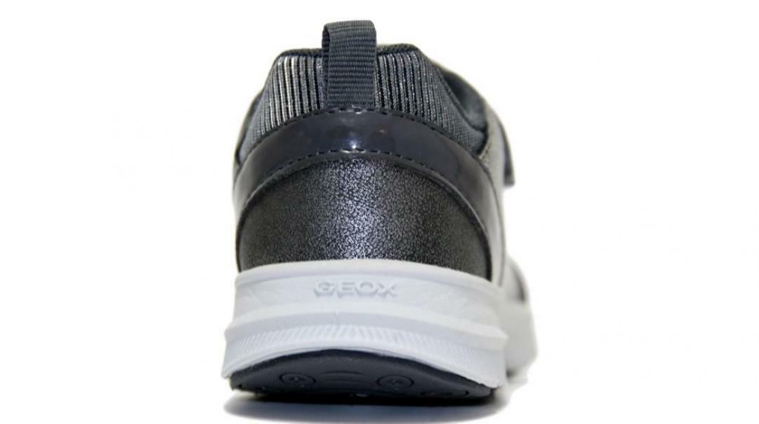 geox geox strappo sportivo bambina j844sb 0hipv c1469 argento