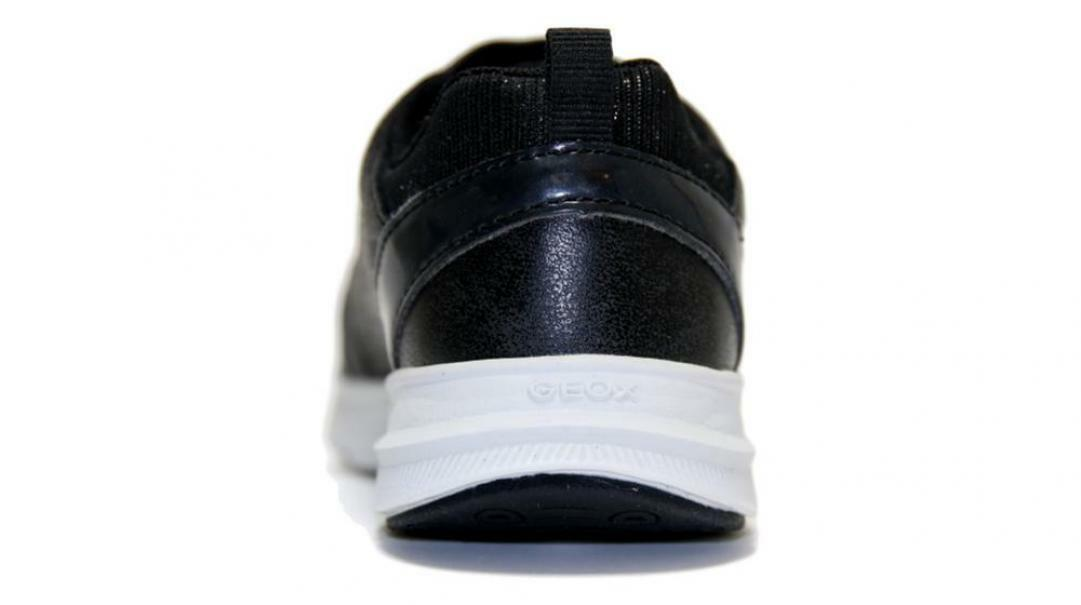 geox geox strappo sportivo bambina j844sb 0hipv c9244 nero