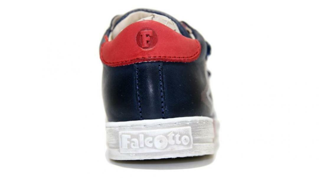 falcotto falcotto sneakers bambino 2014135 01 1c23 blu