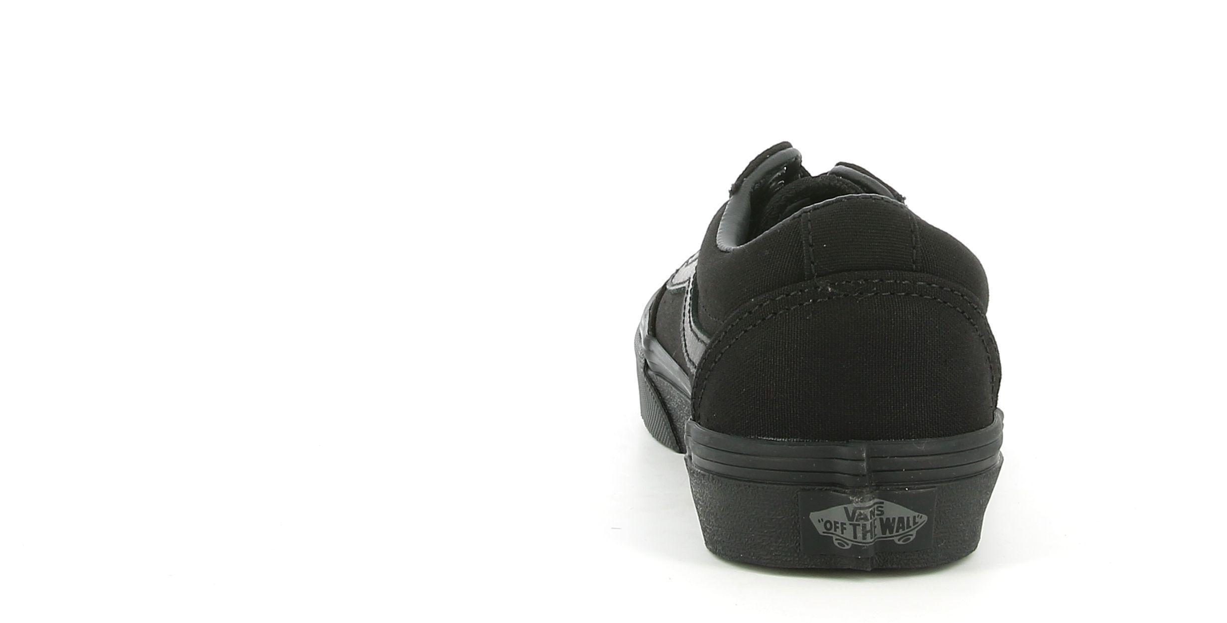 vans vans sneakers bassa bambino vn0a38j91861 nero