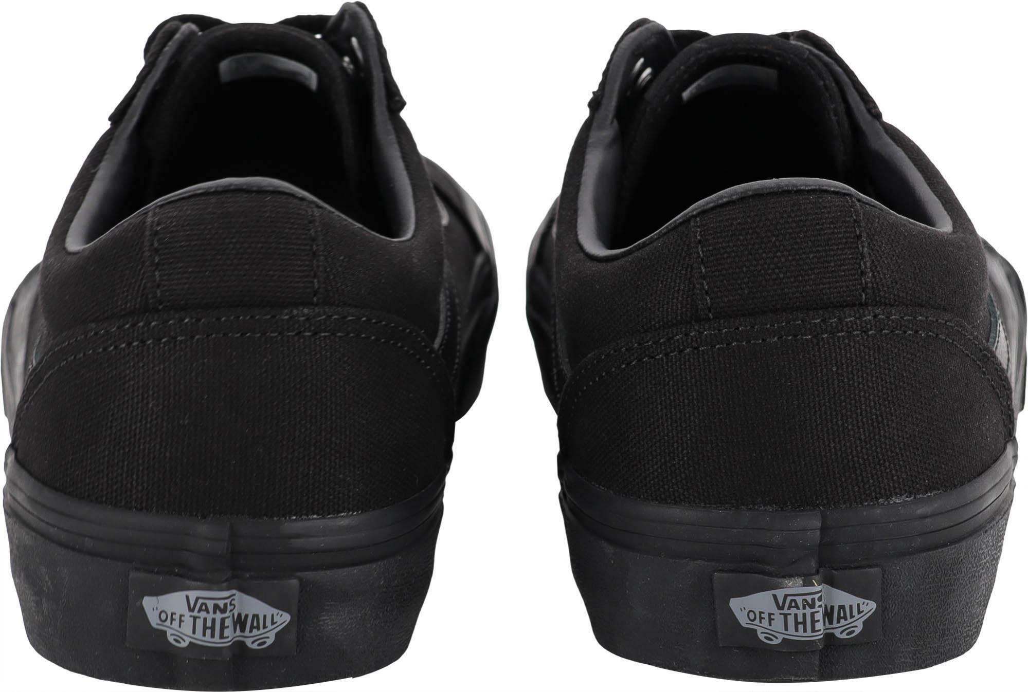 vans vans sneakers uomo  vn0a38dm1861 nero
