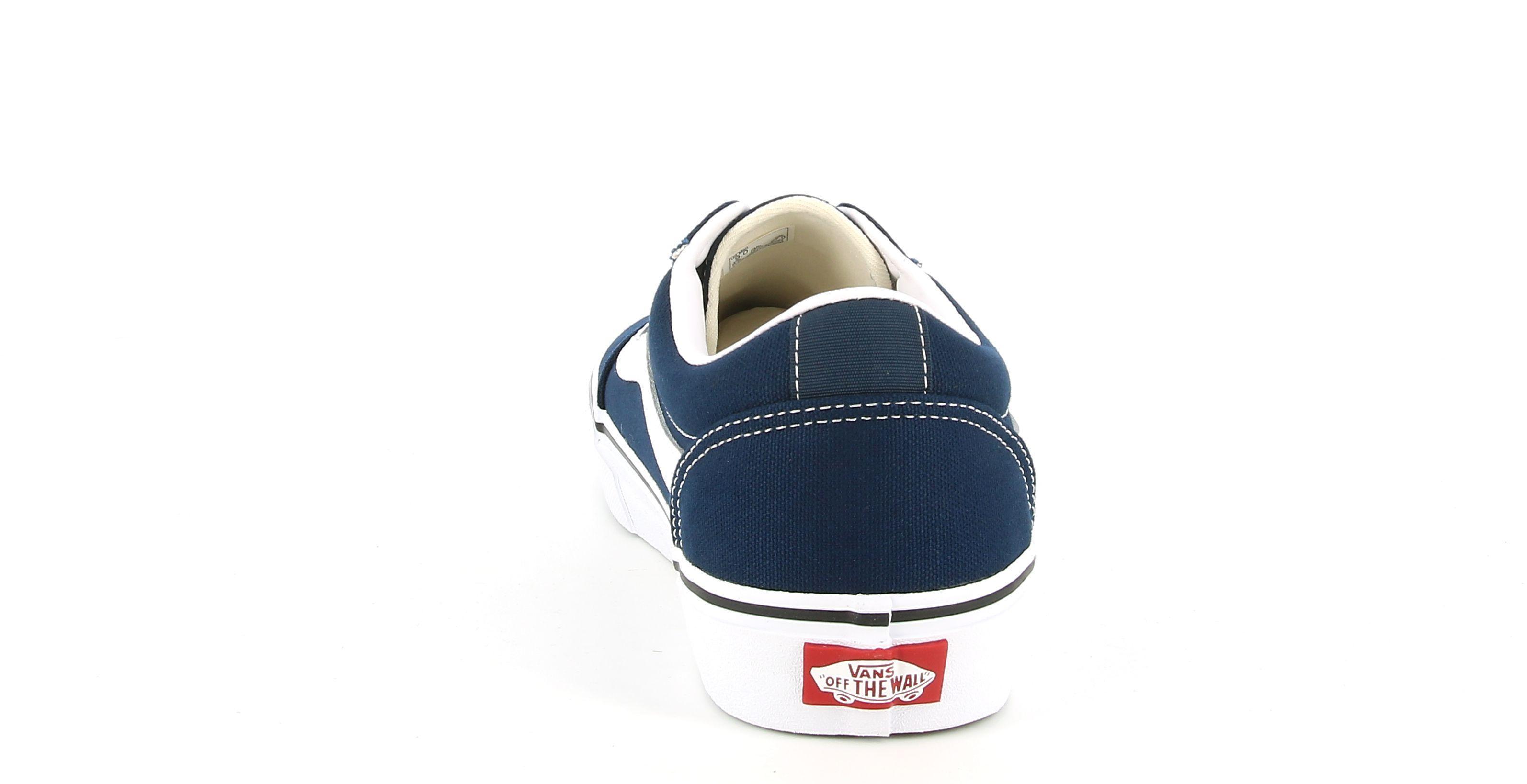 vans vans sneakers uomo ward vn0a38dmjy31 blu