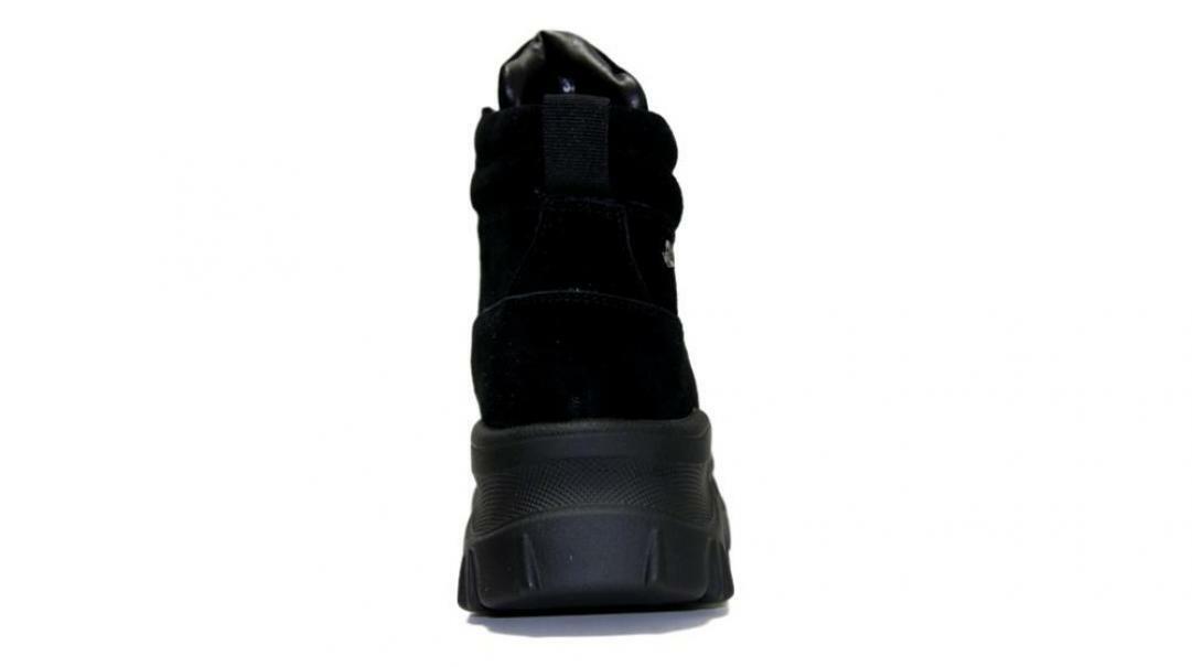 xti xti scarponcino donna 49495 nero