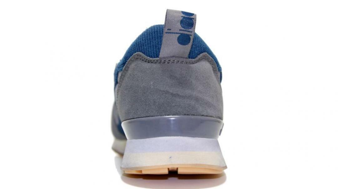 diadora diadora camaro used  uomo 175500 blu grigio
