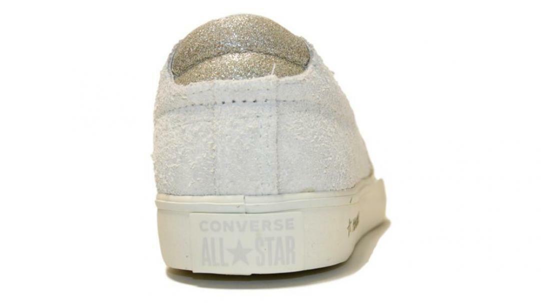 converse converse pro leather vulc ox donna pro ltr vulc ox 565861c bianco