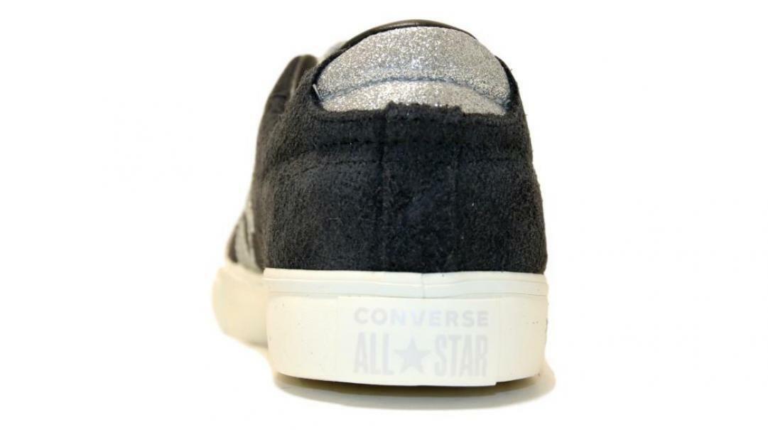 converse converse pro leather vulc ox donna 565860c grigio