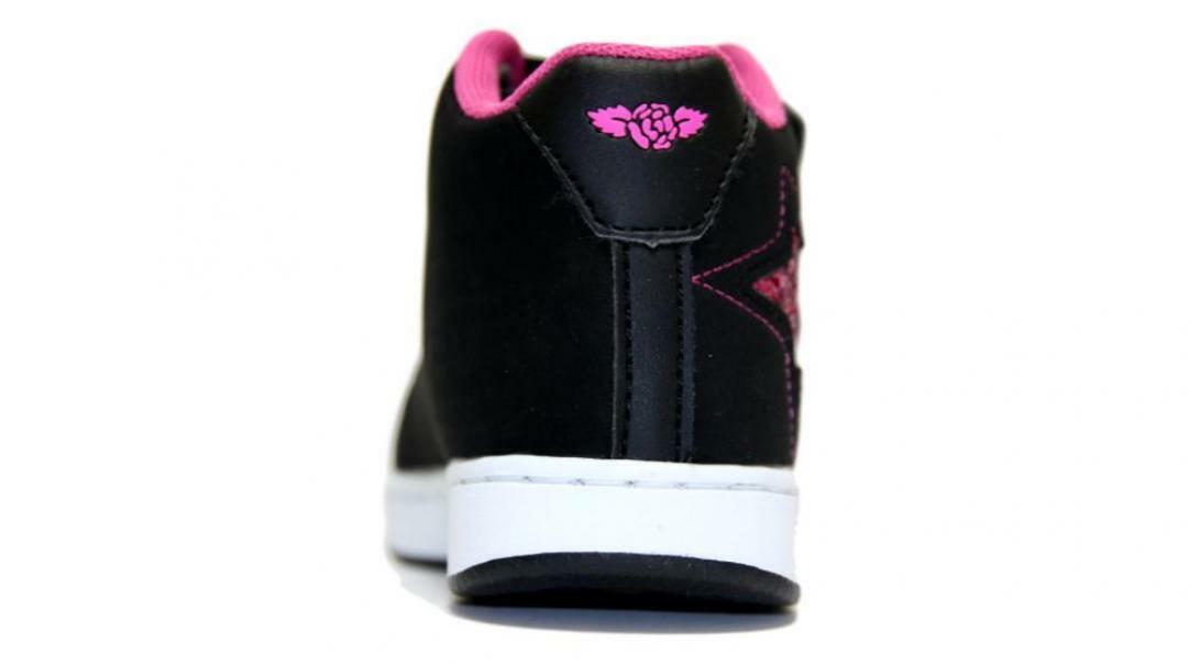 lelli kelly lelli kelly sneakers bambina  lk6824 nero