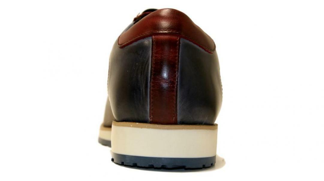sergio cippitelli sergio cippitelli allacciato sportivo uomo   2508b ni blu bordeaux