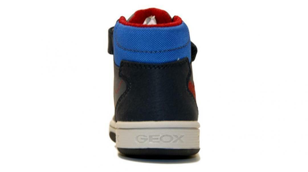 geox geox sneakers bambino j94g3b 05054 c0735 blu