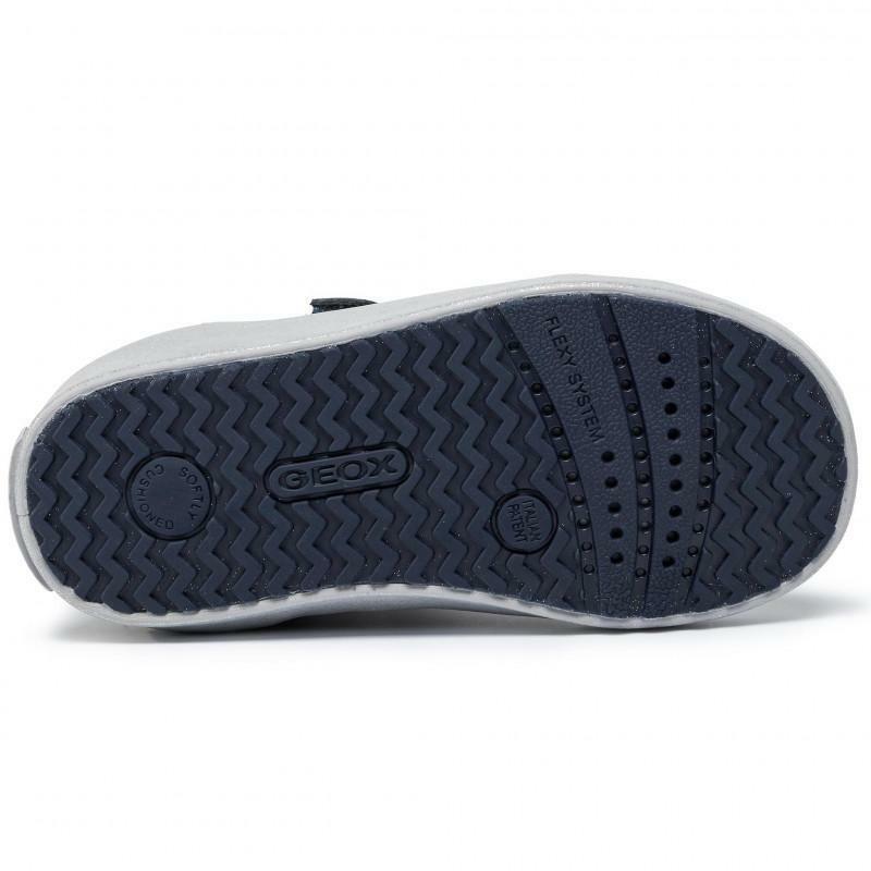 geox geox sneakers bambina b94d5a 022hi c4021 blu