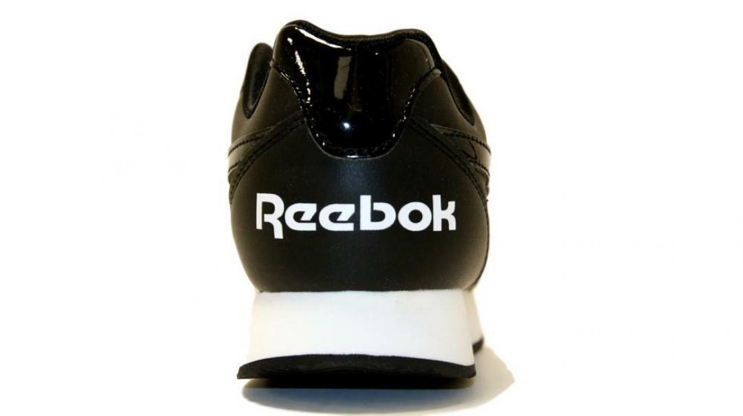 reebok reebok royal cljog donna sneaker sportiva  dv9043  nero