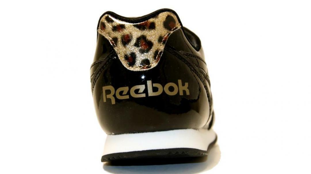 reebok reebok royal cljog 2 sneaker donna dv9032 nero