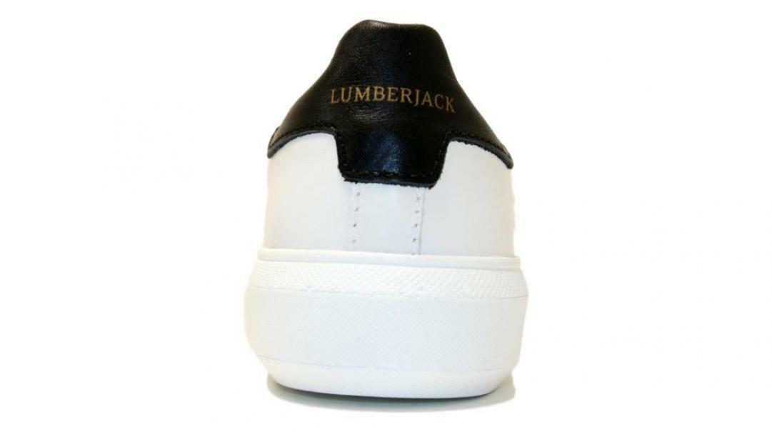 lumberjack lumberjack sneakers uomo sm70012-001 b01 bianco