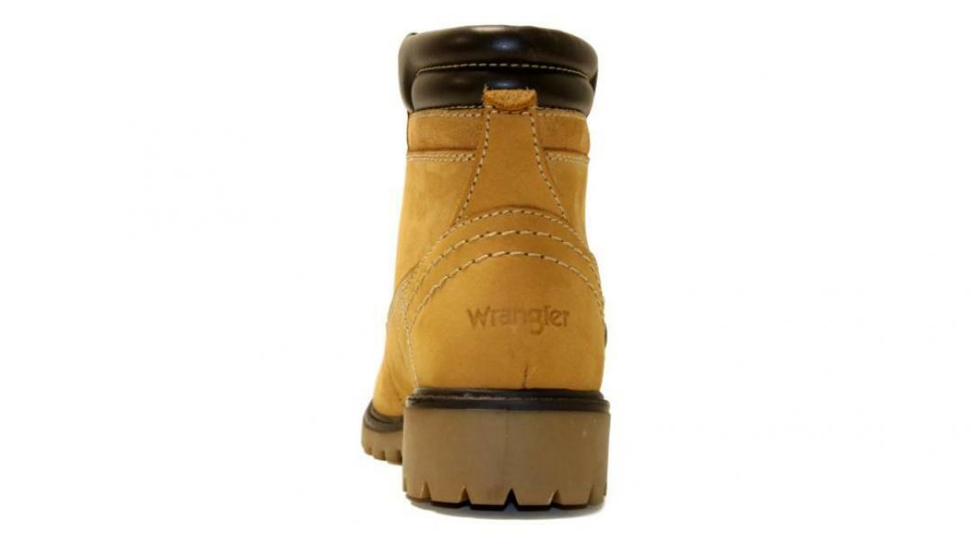 wrangler wrangler scarponcino donna wl92500a giallo