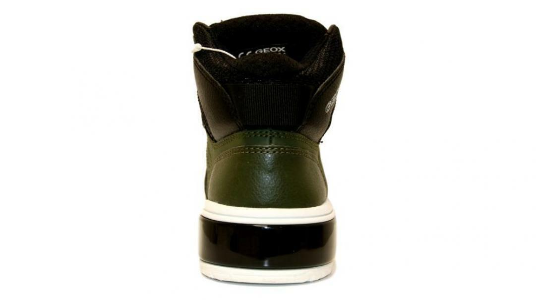 geox geox sneakers bambino j947qa 0bcbu c0498 verde