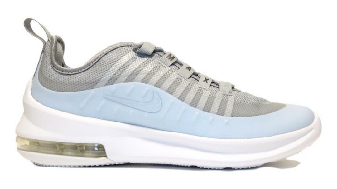 nike nike air max axis ep (gs) donna sneaker bv0810 002 grigio