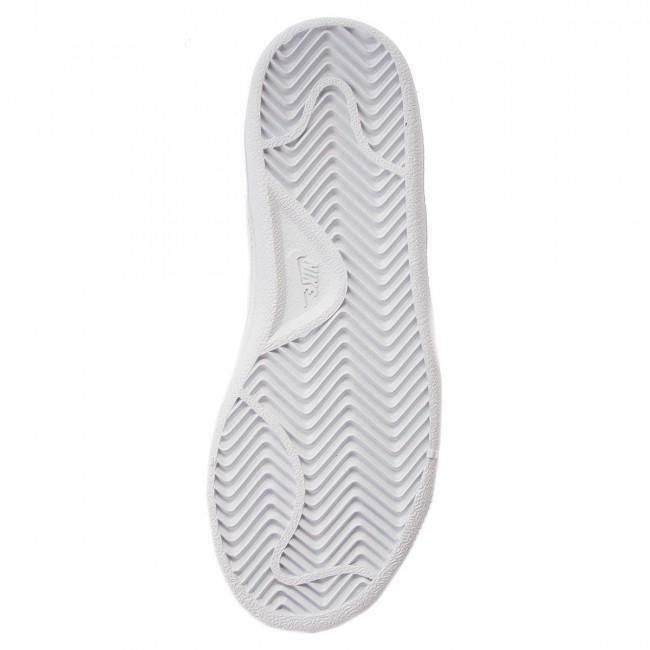 nike nike court royale (psv) 833536 102 scarpa da ginnastica unisex bambino bianco