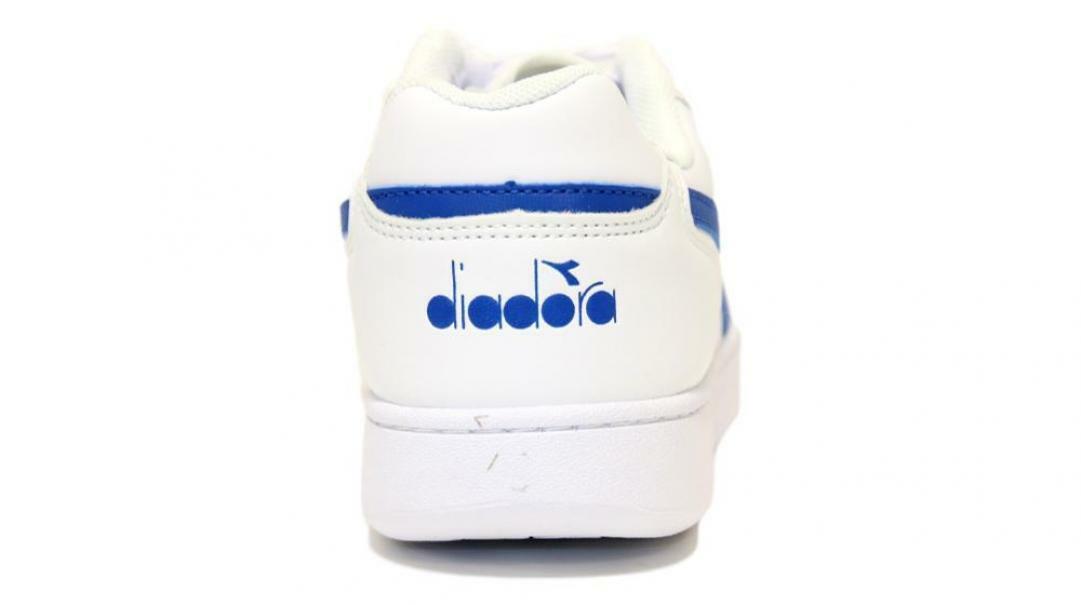 diadora diadora playground uomo 172319 bianco blu