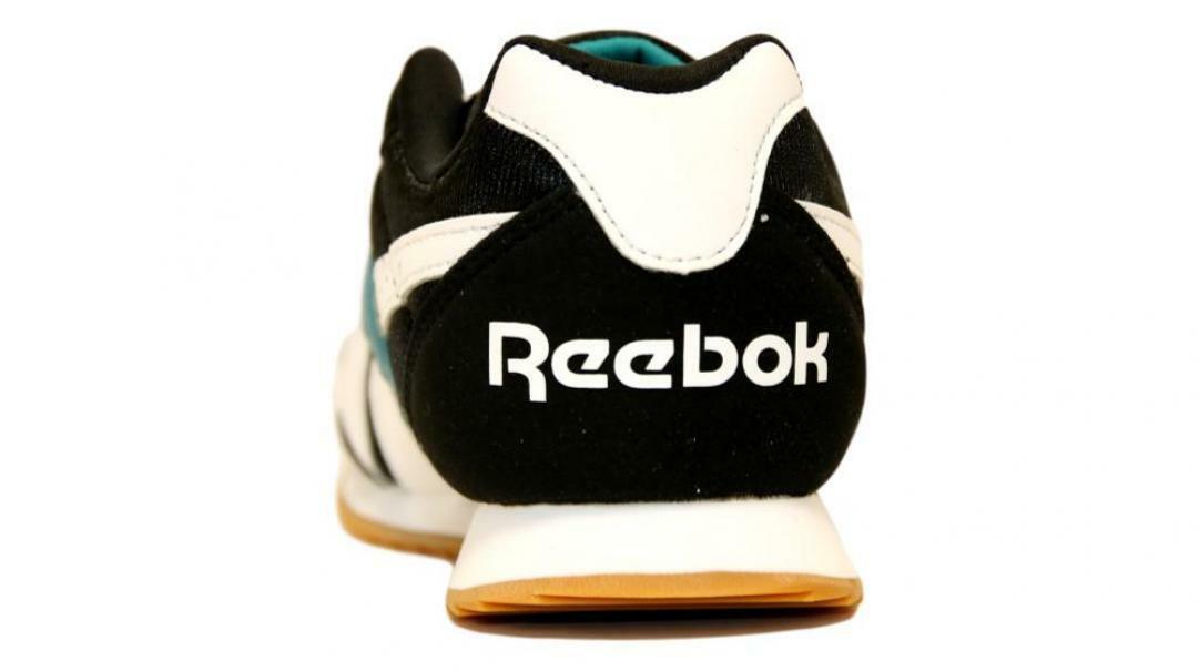 reebok reebok royal cljog 2 bambino ef3416 nero