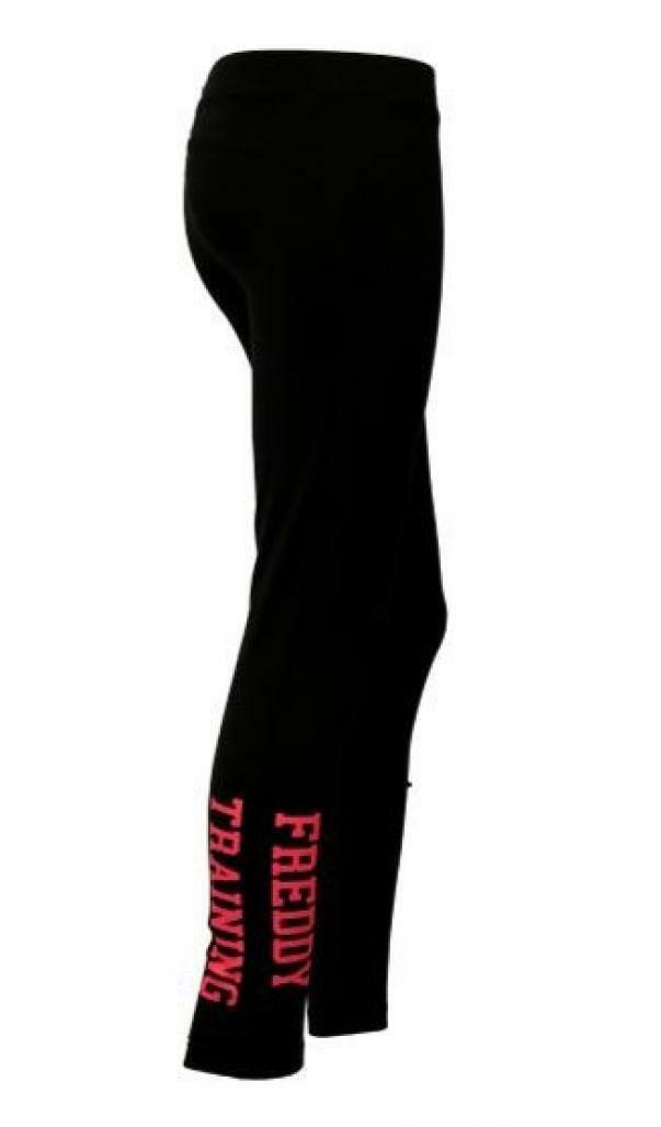 freddy freddy pants donna s0wtrp4 nero/rosa