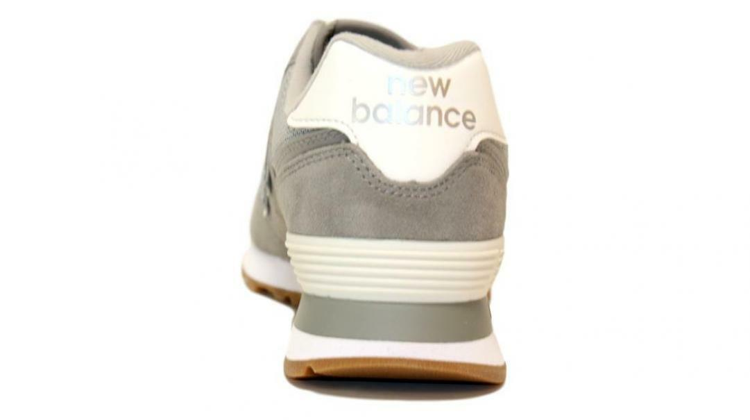 new balance new balance sportivo uomo ml574spu grigio