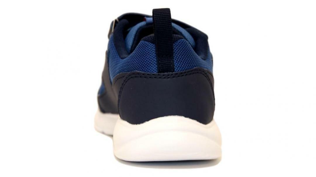 puma puma fun racer ac ps sneaker bambino  192971 003 blu