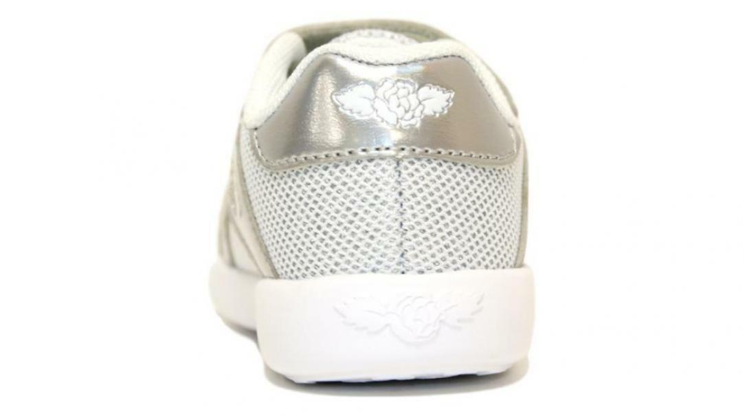 lelli kelly lelli kelly sneakers bambina lk1802 argento
