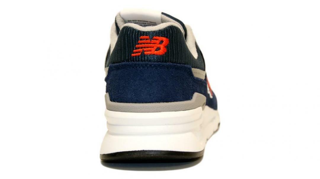 new balance new balance sportivo cm997hay blu