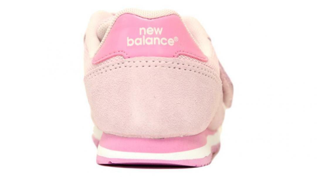 new balance new balance sportivo yv373sp rosa