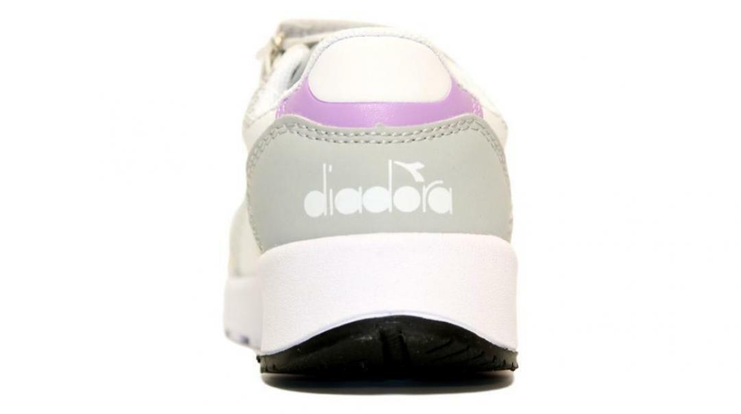 diadora diadora evo run td bambina 174387 grigio