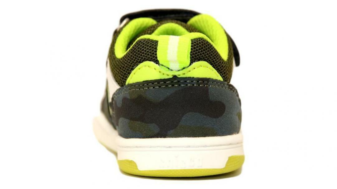 chicco chicco sneakers bambino  63459 multicolor